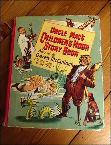 vintage children's story book