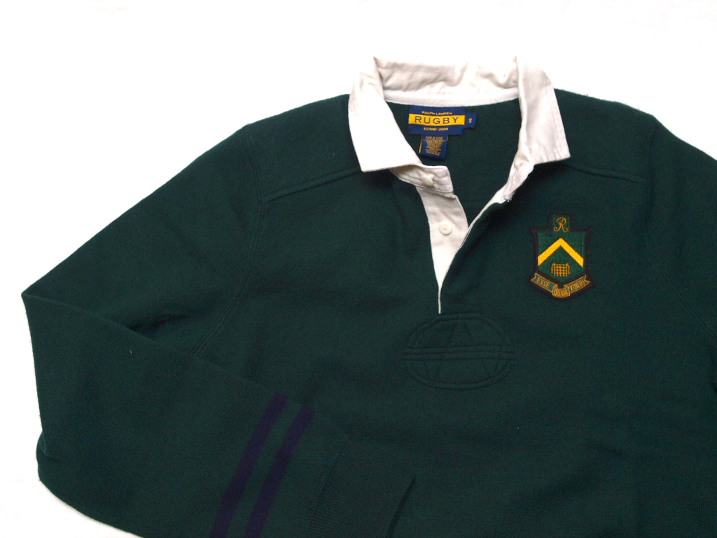 Rugby / Merino Wool Rugby Sweater