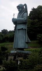 天草ドライブ 天草四朗銅像