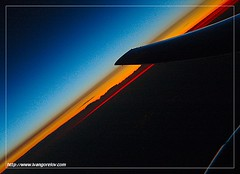 Nightflight / jszakai jrat (FuNS0f7) Tags: dawn nightflight sonycybershotdscf828
