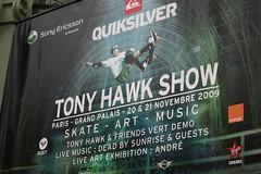 Quicksilver // Tony Hawk Show