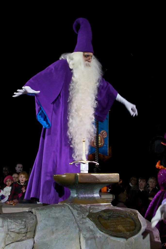 Merlin disney witch - photo#5