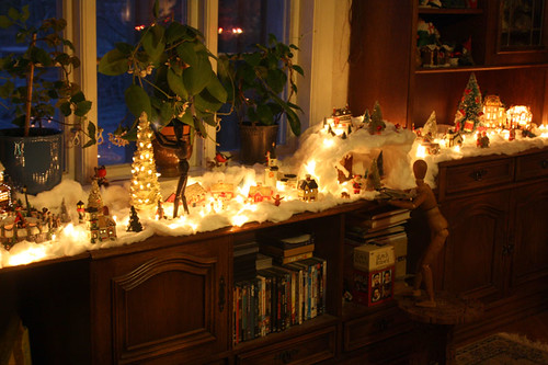 Julstaden