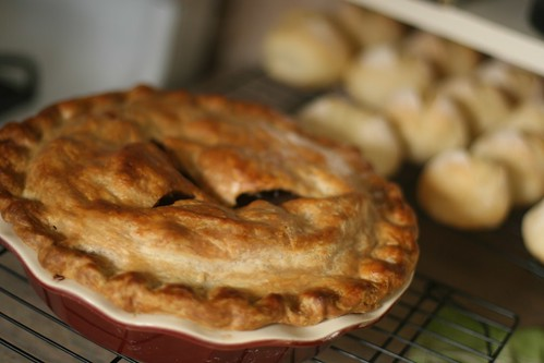 BBQed Pie & Buns