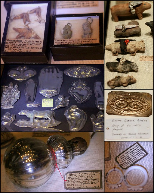 Talismans and magic related stuff...