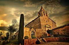 Iglesia de Santa Mara de Sau (Jose Luis Mieza Photography) Tags: barcelona espaa spain sau catalonia catalunya catalua osona benquerencia flickrsbest reinante jlmieza reinanteelpintordefuego joseluismieza