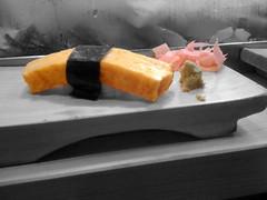 Sushi Breakfast, Tsukiji Fish Market, Tokyo