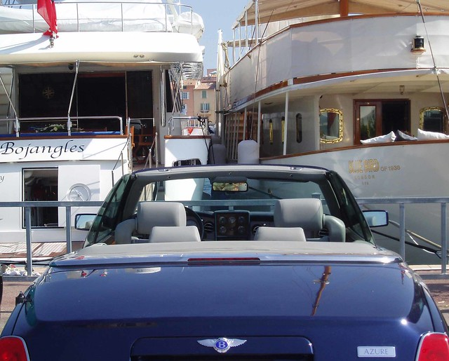 st azure tropez bentley