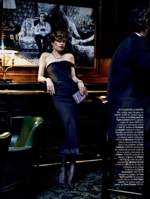 Vogue España  Louise Pedersen by Gonzalo Machado 3