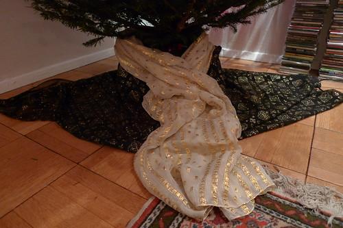 tree scarves