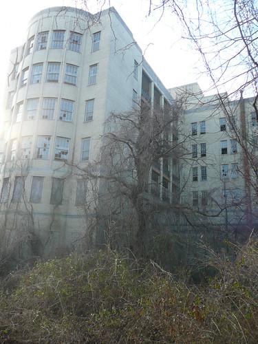 Abandoned Hospital X