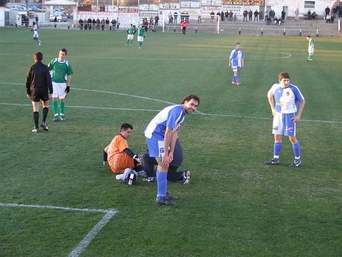 Tamarite 1 - Altorricón 1 (20/12/2009)