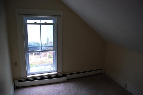 Upstairs - before
