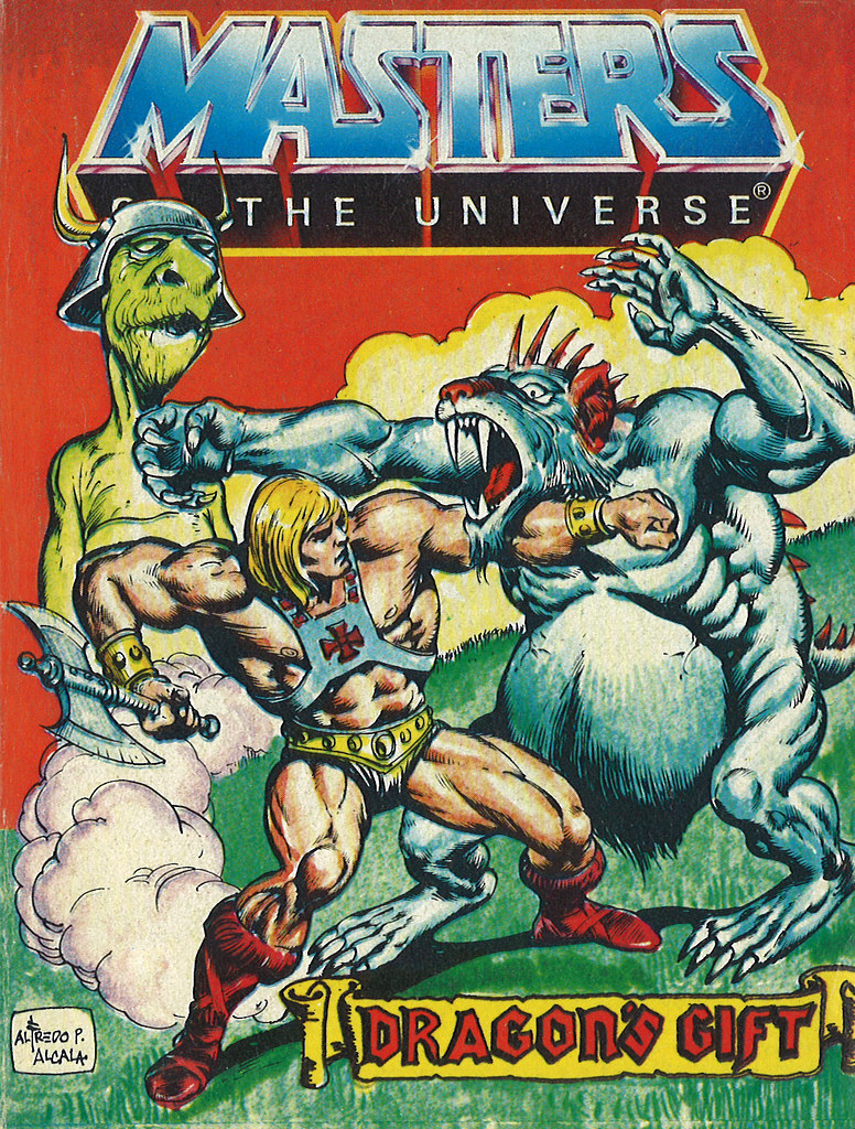 Masters Of The Universe - 34