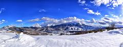 La pace dei sensi (elfedo) Tags: campotosto abruzzo montagna neve