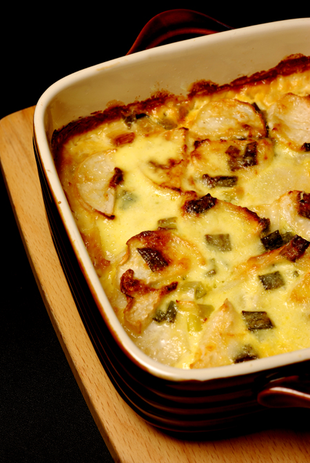 Turnip Gratin© by Haalo