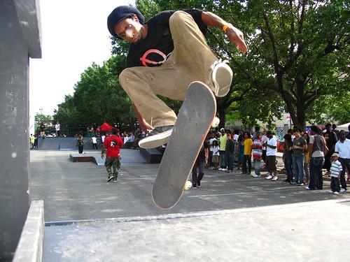 Afro Punk Skate Park 09 - 17