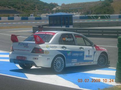 I Rallyesprint Ciudad de Jerez