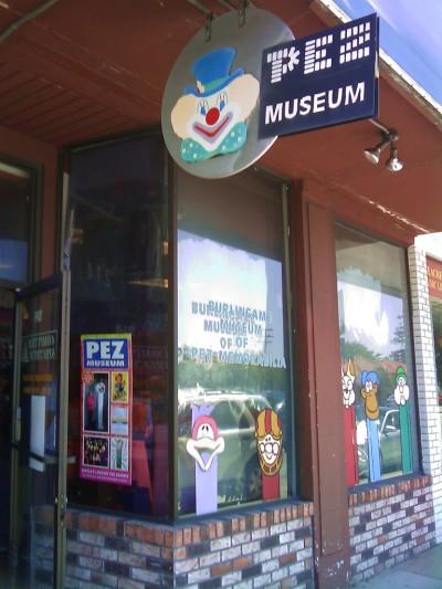 Pez Museum of Burlingame