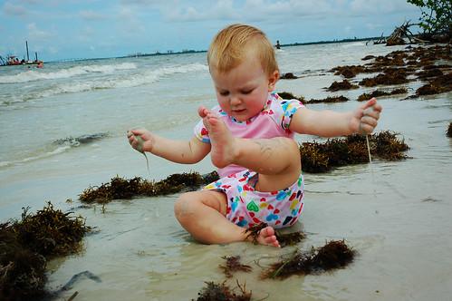 Cecilia beach sand
