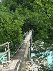 Soča river (bestja30) Tags: bridge nature natura ponte most slovenija tolmin kobarid narava brv estremità fiumeisonzo rekasoča