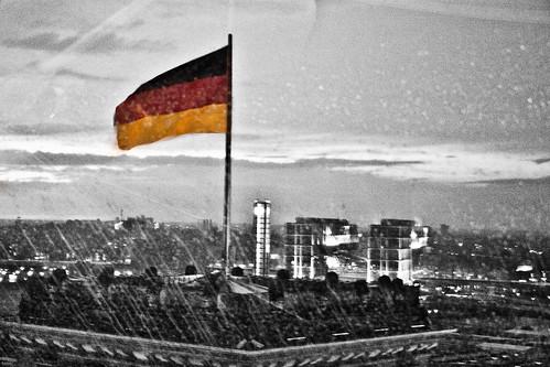 Tormenta en el Reichtag
