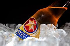 estrella3 (Miguel McCormick) Tags: mexico flash cerveza guadalajara jalisco corona commercial setup onsale hielo comercial mccormick zapopan producto sevende enventa strobist clickeartecom miguelmccormick