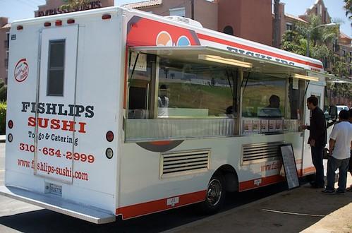 Fishlips Sushi Truck