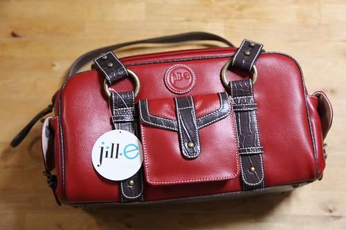 jill-e(ジル・イー)デジタル一眼レフカバン