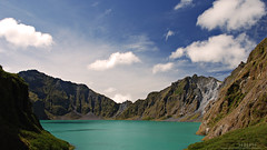 : mount pinatubo crater (audiOscience!) Tags: mountain lake green water trek mouth volcano cool asia mt philippines clear mount crater caldera sulphur southeast refreshing emerald pinatubo luzon dormant pampanga tarlac zambales flickrexplore nikond80 nikkor1855mmvr audioscience sangoyo christianlucassangoyo