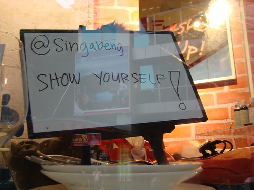 @singabeng - Show Yourself!