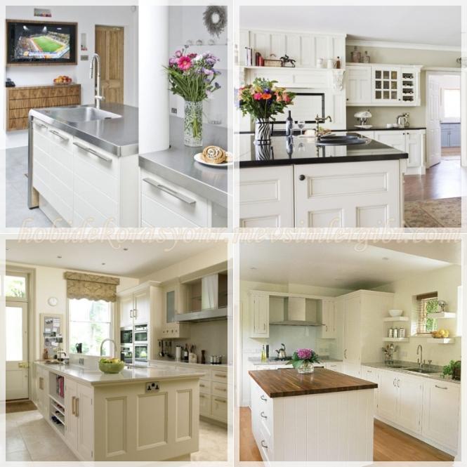 Mutfak Dekorasyonları