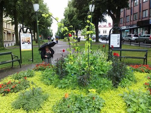 Rainy day in Mariestad #3