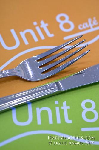 Unit 8 Cafe Placemats