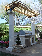 Grill Arbor (Vicon Eco Systems Construction) Tags: grill arbor