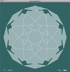 SymmetriSketch 7
