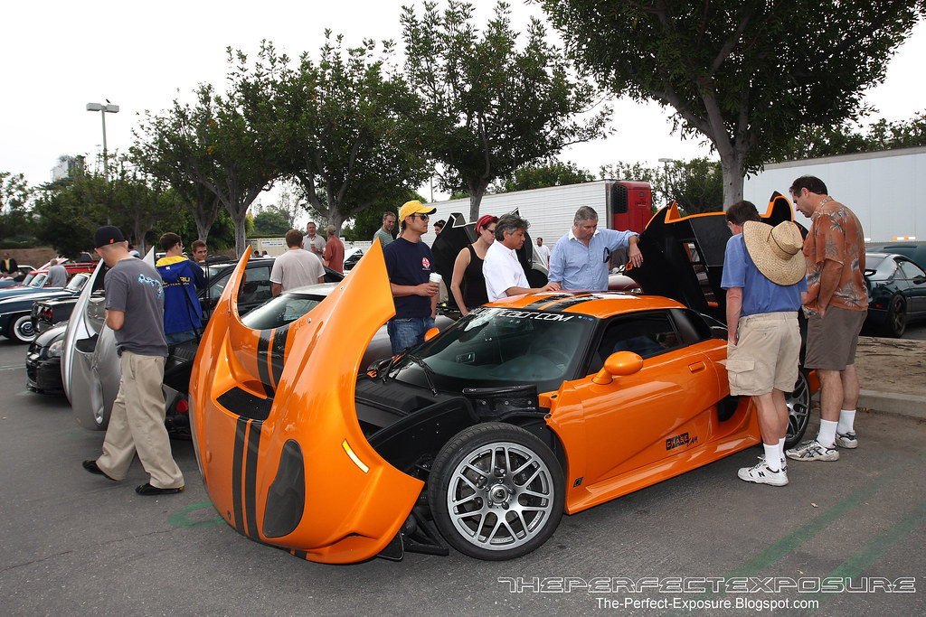 Rossion Q1 South African Noble M400 Based Supercar Cars