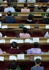 Bongsu Church in Pyongyang - North Korea (Eric Lafforgue) Tags: pictures church temple photo war asia faith religion pray picture korea christian bible asie coree protestant northkorea dprk coreadelnorte priere nordkorea 8909 dictature  croyance   coredunord coreadelnord   insidenorthkorea  rpdc  coriadonorte  kimjongun coreiadonorte