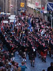 The Gathering, Edinburgh