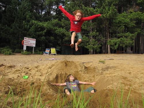 Sandpit jumper