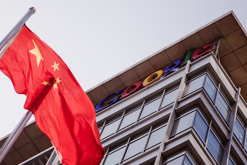 China and Google:  Destined for Trouble?  by pamhule