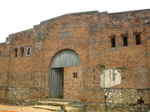 the prison in Kindu