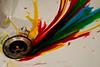 Colour-wash (chocoholicbumpkin) Tags: summer colour mix paint sink august wash 365 2009 050809 juliemitchell