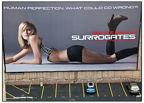 Surrogates Billboard