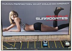 Surrogates Billboard
