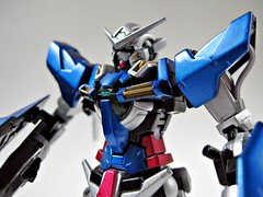 Gundam Exia (nighteye) Tags: painted special 1200 gundam bandai hcmpro sp005 exia gn001