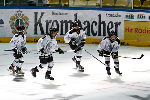 Die Zukunft des Frankfurter Eishockey: Die Young Lions