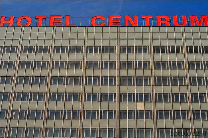 Hotel Centrum w Łodzi