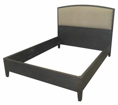 Menlo upholstered  bed