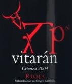 Vitarán 2004 - Etiqueta